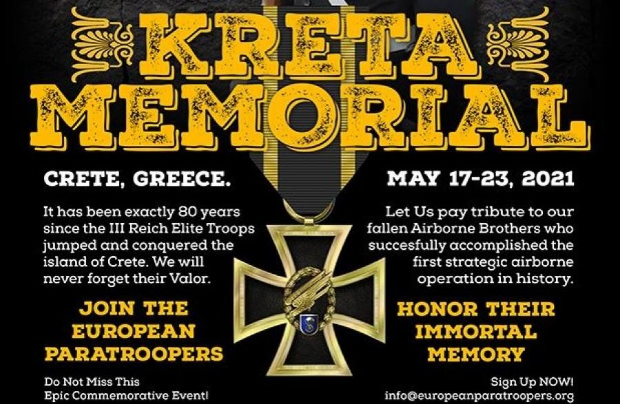 Οργή στην Κρήτη: Οργάνωση καλεί σε τιμητικές εκδηλώσεις για την εισβολή των ναζί το 1941
