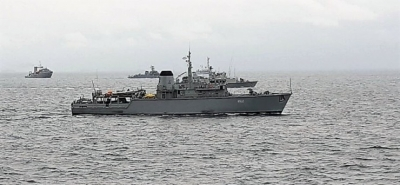 Συμμετοχή Ενόπλων Δυνάμεων στην πολυεθνική άσκηση «Poseidon 21»