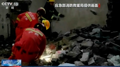 Σεισμός 6 Ρίχτερ στην Κίνα – Τουλάχιστον 3 νεκροί και δεκάδες τραυματίες