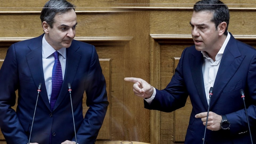 Σύγκρουση... κορυφής στη Βουλή - Μητσοτάκης: Το νέο εργασιακό θέτει κανόνες στη ζούγκλα - Βέλη κατά συνδικαλιστών - Τσίπρας: Εκτίθεστε, εσείς και οι εντολοδόχοι σας