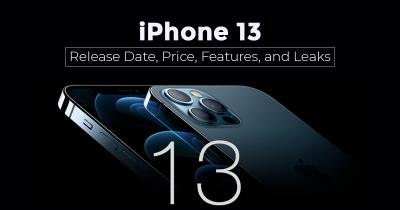 Στις 14 Σεπτεμβρίου η παρουσία του iPhone 13