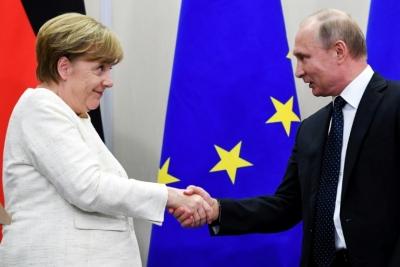 Η Merkel πρόσφερε 1 δισ. στις ΗΠΑ για να σταματήσουν να μπλοκάρουν το Nord Stream 2 – Η εμπλοκή Navalny