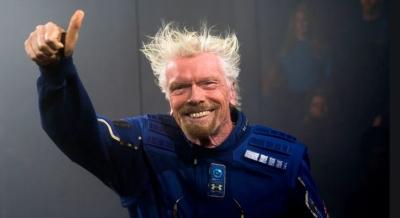 Πλουσιότερος από ποτέ ο Richard Branson - Ο ρόλος του διαστήματος και η… Reddit