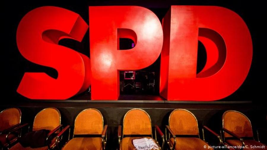 Γερμανία: O γενικός γραμματέας του SPD από το CDU να ξεκαθαρίσει την πορεία του σε σχέση με το ακροδεξιό AfD