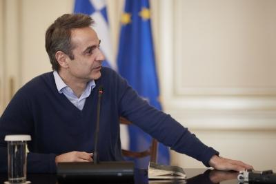 Ο πρωθυπουργός Κ. Μητσοτάκης θα συμμετάσχει στο ψηφιακό συνέδριο των ΣΕΒ και Endeavor