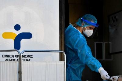 ΕΟΔΥ: Στο επίκεντρο της πανδημίας η Αττική με 684 κρούσματα Covid