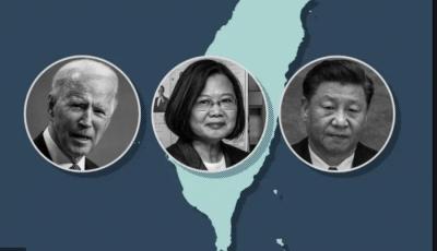 Μήνυμα Πεκίνου σε ΗΠΑ να μην παίζουν με τη φωτιά για την Ταϊβάν - Θέατρο ψυχρού πολέμου η θάλασσα της Νότιας Κίνας