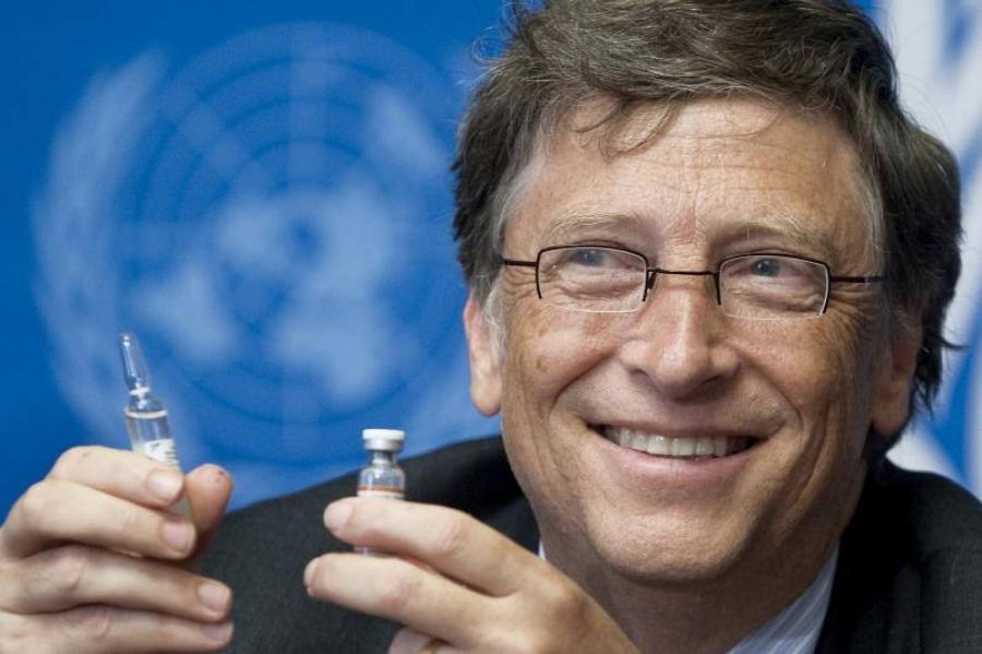 ΗΠΑ: Ο Bill Gates εμβολιάστηκε κατά του κορωνοϊού