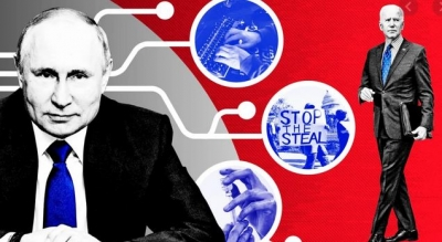 Έξι μήνες καυστικών σχολίων μεταξύ Biden - Putin
