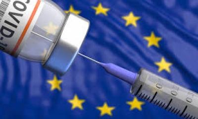 Η ΕΕ στρέφεται στις ΗΠΑ για την εισαγωγή εκατ. δόσεων των εμβολίων της AstraZeneca