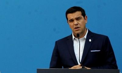 Τσίπρας: Ο Μητσοτάκης έχει φέρει την ύφεση πριν από την πανδημία – Είμαι σε επαφή με Merkel και Macron