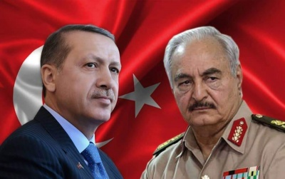 Η Τουρκία θα υπερασπιστεί την κυβέρνηση της Τρίπολης απέναντι στο στρατάρχη Haftar
