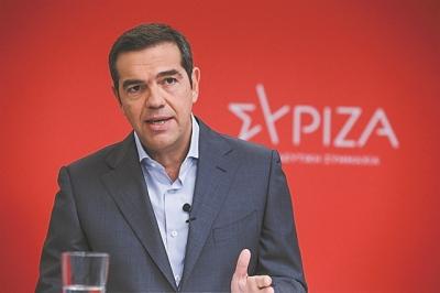 Τσίπρας: Σε άλλο τόπο και χρόνο ο πρωθυπουργός - Δε θα μπει σε καραντίνα η Δημοκρατία