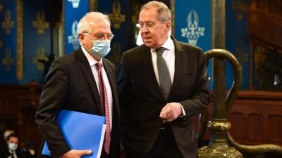 Προς ρήξη Ρωσία και ΕΕ - Αυστηρή προειδοποίηση Lavrov, θορυβημένο το Βερολίνο