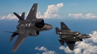 ΗΠΑ: O Λευκός Οίκος προωθεί την πώληση 50 F-35 στα Ηνωμένα Αραβικά Εμιράτα