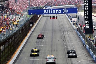 Grand Prix Ηνωμένων Πολιτειών 2005: Ο μεγαλύτερος αγώνας – παρωδία στην ιστορία της Formula 1!