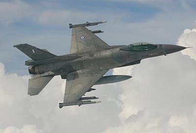 Συμμετοχή της Πολεμικής Αεροπορίας στην άσκηση «Green Bridge»