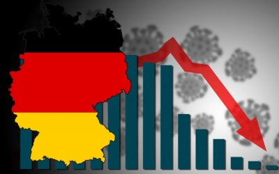 Ifo: Στο 2,5% υποβαθμίζει την πρόβλεψη για ανάπτυξη της Γερμανίας το 2021