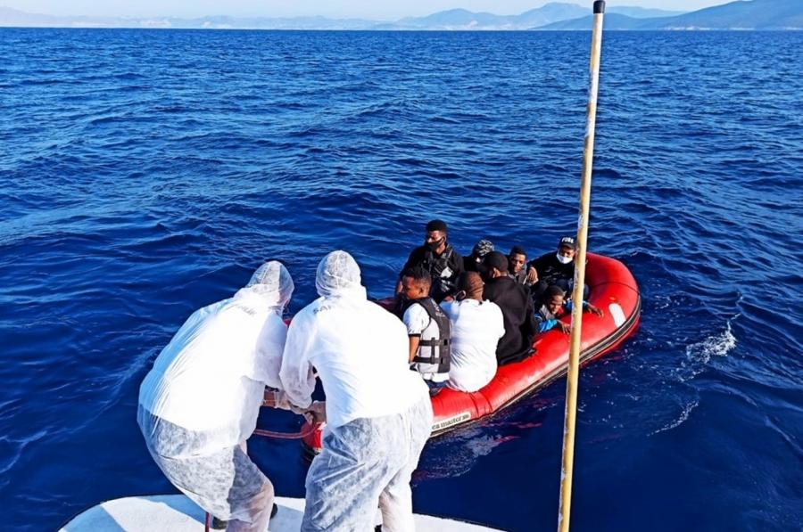Kiran (υφ. Εξωτερικών Τουρκίας): Καταγγέλλει την Ελλάδα για κακομεταχείριση των μεταναστών
