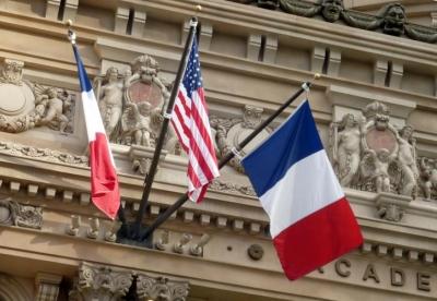 Γαλλία: Η διαμάχη με τις ΗΠΑ για τα υποβρύχια δεν έχει επιλυθεί