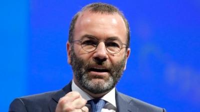 Weber (ΕΛΚ): Να εκλέξουν άμεσα κοινό υποψήφιο για την Καγκελαρία CDU και CSU