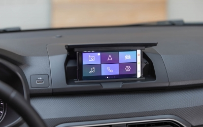 Dacia infotainment system: Έξυπνη λύση, χαμηλό κόστος