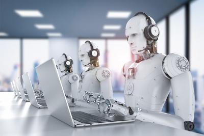 Πτώση παρουσίασε η εγκατάσταση νέων ρομπότ το 2019 στις ΗΠΑ