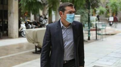 Στη Δράμα ο Τσίπρας: Ζούμε σκηνές Ιταλίας με ευθύνη της κυβέρνησης – Να σταματήσουν να πανηγυρίζουν οι υπουργοί