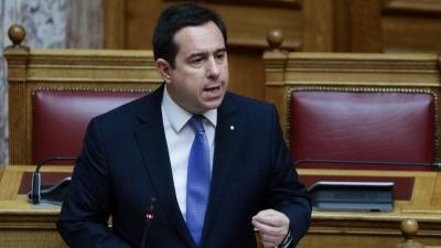 Μηταράκης για Τουρκία: Προσπάθεια κλιμάκωσης της έντασης με την Ελλάδα