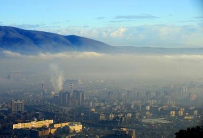 Πιο μολυσμένη πόλη του κόσμου τα Σκόπια