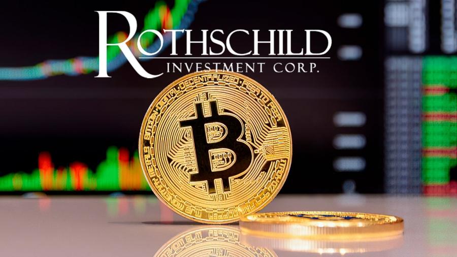 Αυξάνει το ποσοστό της στo fund κρυπτονομισμάτων Grayscale η Rothschild Investment