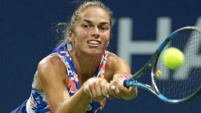 US Open: «Λύγισε» στην ανωτερότητα της Μέρτενς η Γραμματικοπούλου!
