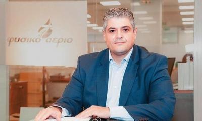 Μητρόπουλος (Φυσικό Αέριο): Έχουμε πρότυπο εταιρείες όπως η Google και η Amazon - Ψηφιακό το μέλλον της ενέργειας