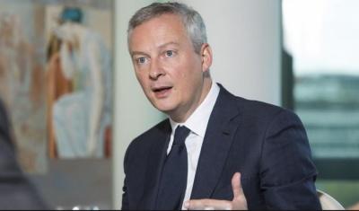 Le Maire (ΥΠΟΙΚ Γαλλία): Καταστροφικό για τη Βρετανία ένα άτακτο Brexit - Θα υπάρξουν αρνητικές συνέπειες και για την ΕΕ
