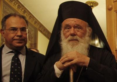 Κονιδάρης (εκπρόσωπος Αρχιεπισκοπής Αθηνών): Δεν ξέρουμε πώς κόλλησε ο Αρχιεπίσκοπος – Ήπια τα συμπτώματά του