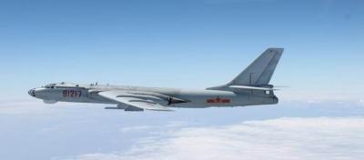 Συναγερμός στην Ταϊβάν για τις πτήσεις κινεζικών βομβαρδιστικών