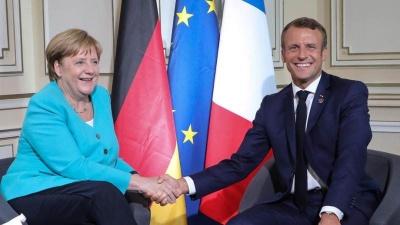 Merkel (Γερμανία) - Macron (Γαλλία): Προτείνουν τη δημιουργία ευρωπαϊκού ταμείου ανάκαμψης 500 δισ. ευρώ - Τα κεφάλαια θα αντληθούν από τις αγορές