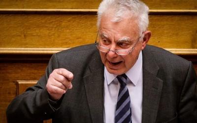 Πικραμμένος σε Τσίπρα: Εσείς με φέρατε στη Βουλή - Θα ελεγχθούν οι αποφάσεις Θάνου