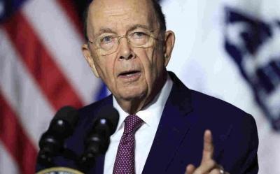Ross (Αμερικανός υπ. Εμπορίου): Είμαστε δυσαρεστημένοι από τη νομισματική πολιτική της Fed