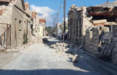 Σάμος: Το «τελευταίο αντίο» στην 15χρονη που έχασε τη ζωή της από τον σεισμό