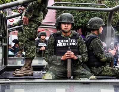 ΗΠΑ: Μεξικό, Ονδούρα και Γουατεμάλα έλαβαν εντολή να αυξήσουν τα στρατεύματα στα σύνορά τους