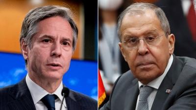 Πρώτη συνάντηση Blinken – Lavrov στην Ισλανδία – Στο επίκεντρο οι διμερείς σχέσεις