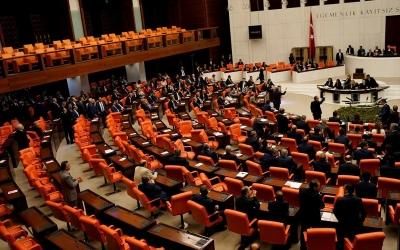 Η τουρκική εθνοσυνέλευση καταδίκασε με ψήφισμά της την αναγνώριση από τις ΗΠΑ της γενοκτονίας των Αρμενίων