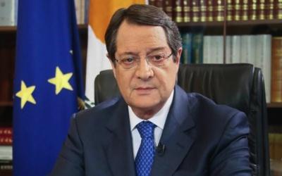 Αναστασιάδης: Δεν μπορούν να υπάρξουν διαπραγματεύσεις για το Κυπριακό όσο η Τουρκία απειλεί