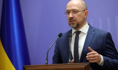 Shmyhal (Ουκρανία) στη Handelsblatt: Ο αγωγός Nord Stream 2 ενισχύει τη Ρωσία