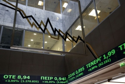 Πακέτα σε Eurobank και Grivalia στο κλείσιμο του Χ.Α. συνολικής αξίας 33 εκατ. ευρώ