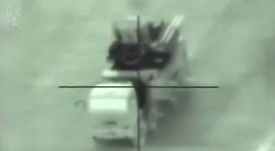 Όταν η «Δαλιδά» εξολοθρεύει ένα Pantsir-S1 (video)