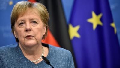 Merkel: Μετράνε οι ψήφοι της κάλπης και όχι οι αριθμοί των δημοσκοπήσεων