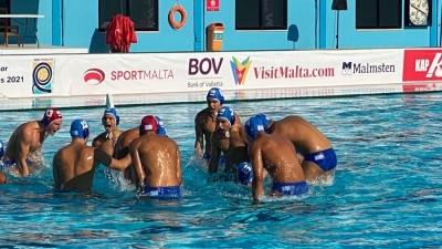 Ευρωπαϊκό πρωτάθλημα πόλο εφήβων: Προκρίθηκε στην 8άδα η Εθνική μας, 5-4 τη Ρουμανία - Με Μαυροβούνιο στον προημιτελικό
