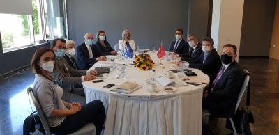 Τι συζήτησαν στην Καβάλα οι υφυπουργοί Εξωτερικών Ελλάδας – Τουρκίας, παραμονή της επίσκεψης Cavusgolu